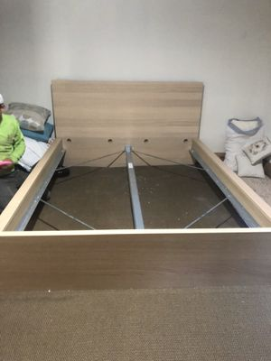 Moving sale- , bed frame, strollers, chaffers for Sale in Charlotte, NC