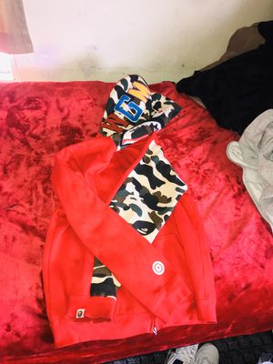 real bape!!! 360$ each for Sale in Fresno, CA