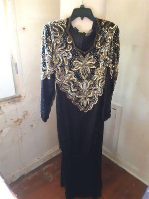Black Sequined Dinner Dress for Sale in Washington, DC
