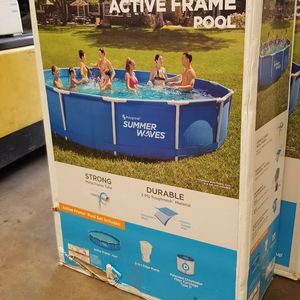 15ft swimming pool New for Sale in Garland, TX