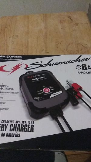8 amp battery charger for Sale in Baltimore, MD
