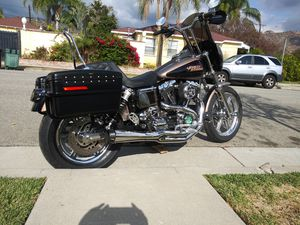 2004 Harley davidson dyna fxdl for Sale in Irwindale, CA