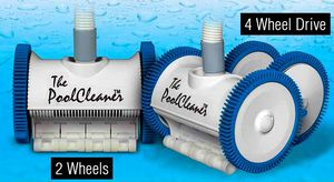 The Pool cleaner 2 wheel automatic cleaner for your pool for Sale in Gilbert, AZ