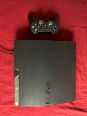 Ps3 with controller for Sale in Fresno, CA