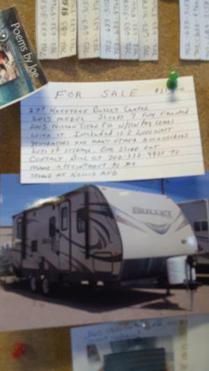 Bullet camp trailer for Sale in North Las Vegas, NV