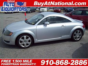 2001 Audi TT for Sale in Fayetteville, NC