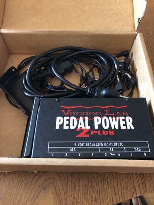 Voodoo Lab Pedal Power 2 Plus for Sale in Norfolk, VA