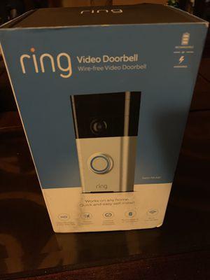 Ring Door Bell for Sale in Los Angeles, CA