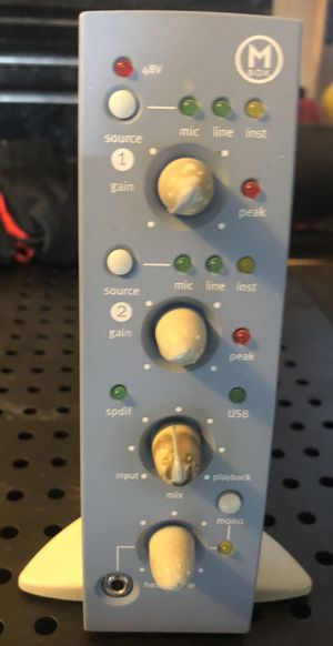 Pro Tools Focusrite MBox - USB Audio Interface - Original for Sale in Tempe, AZ