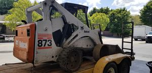 2000 bobcat 873 turbo for Sale in Winder, GA