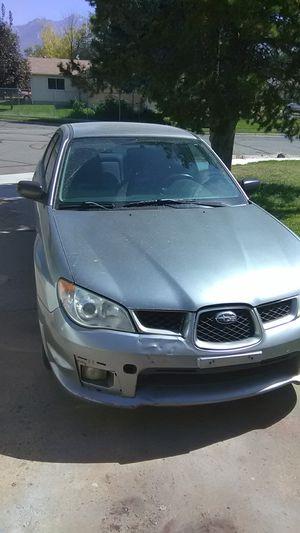 2007 Subaru Impreza for Sale in Midvale, UT