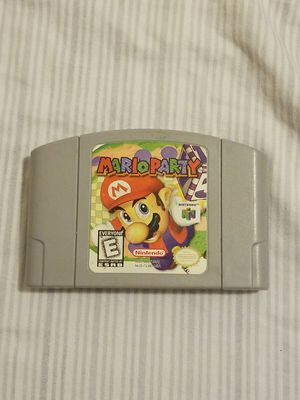 Mario Party n64 for Sale in Glendale, AZ