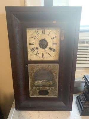 Antique Seth Thomas Clock for Sale in Red Bank, NJ