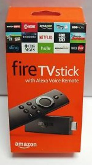 Fire TV Stick (NEW) for Sale in Clinton Township, MI