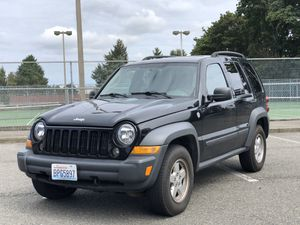 2006 Jeep Liberty for Sale in Tacoma, WA