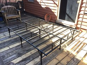 Full bed frame for Sale in Chicago, IL