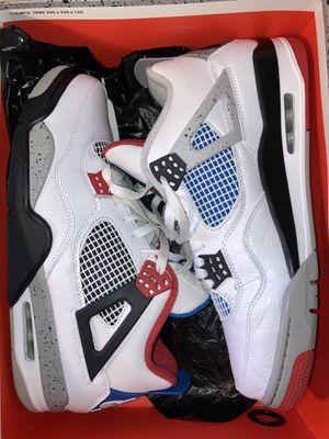 "Air Jordan 4 Retro SE ""What the 4"" for Sale in San Diego, CA"