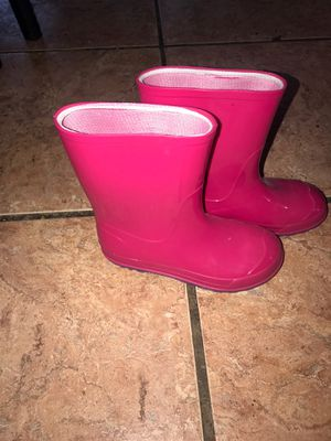 Girl boots for Sale in Fallbrook, CA