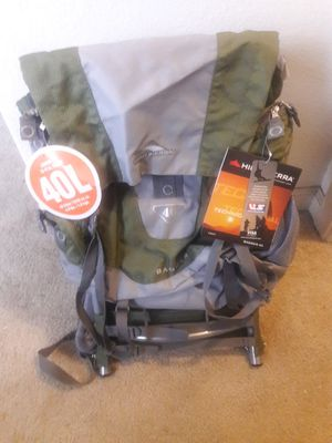 Brand New w/ Tags High Sierra Badger 40 for Sale in Lathrop, CA