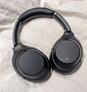 Sony wh-1000xm3 Headphones for Sale in Key Biscayne, FL
