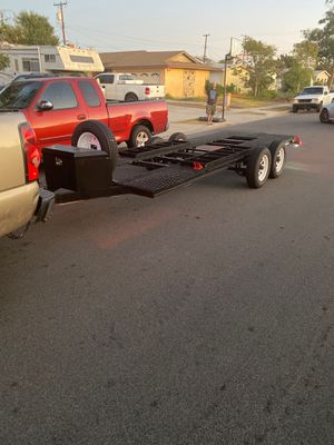 16 ft car trailer for Sale in Anaheim, CA