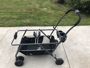 Joovy Twin Roo + Carseat Stroller for Sale in Erie, PA
