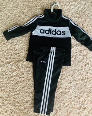 Adidas tracksuit and Wind Jacket for Sale in Dallas, TX