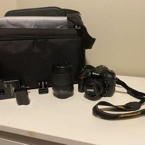 Nikon D7100 for Sale in Tulalip, WA
