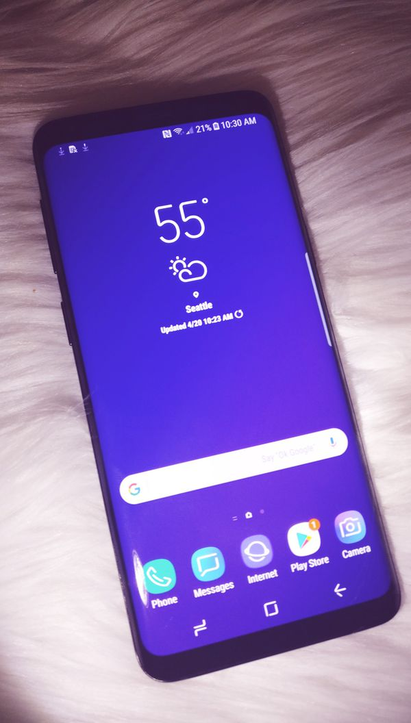Samsung Galaxy S9, Unlocked, GSM, Brand New for Sale in Seattle, WA -  OfferUp