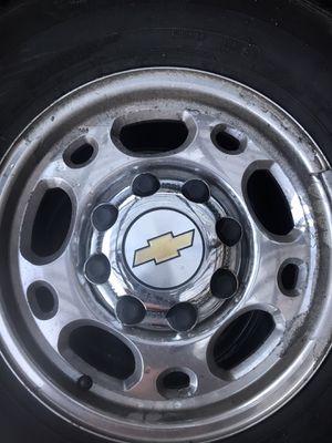 Tires LT 245/75r16 8x6.5 for Sale in Marysville, WA