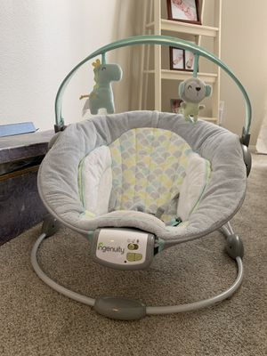 Ingenuity baby swing for Sale in Escondido, CA