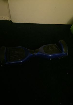 Blue Hoverboard W/ Charger for Sale in Philadelphia, PA