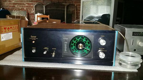 Sansui TU-666 Stereo Tuner