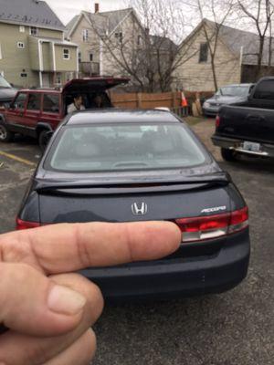 Honda Accord for Sale in Pawtucket, RI