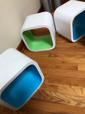 Shelves cubes storage shelf for Sale in Norwalk, CT