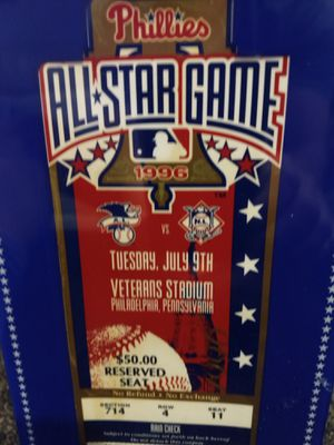 All Star Game ticket for Sale in Falls Church, VA