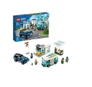 BRAND NEW LEGO City Service Station 60257 Pretend Play Toy, Building Sets for Kids, New 2020 (354 Pieces) for Sale in Orlando, FL