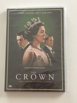 The Crown Season 3 DVD set for Sale in Toms River, NJ