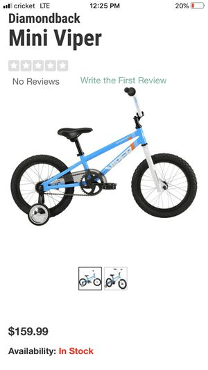 Used Bike 🚲 Diamondback BMX for Sale in Mountain View, CA