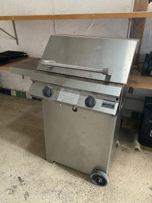 Stainless steel grill for Sale in San Diego, CA