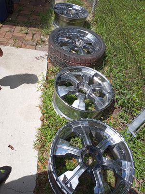 "24"" rims for Sale in Tampa, FL"