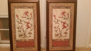 Wall decor 2 frames!! for Sale in Portsmouth, VA