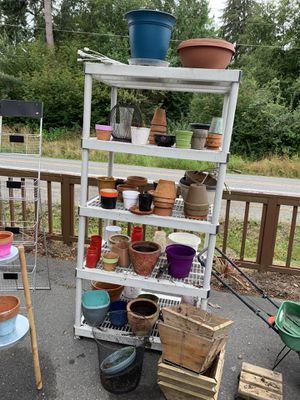 Planters each for Sale in Auburn, WA
