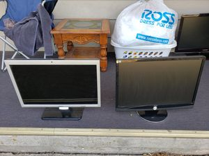 Computer Screens, Dell, AOC, Princeton for Sale in Springfield, OR