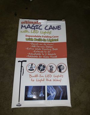 Magic cane for Sale in Riverside, CA