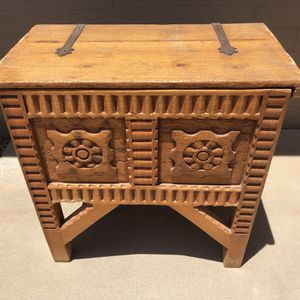 Vintage Storage Container/Box Furniture for Sale in Scottsdale, AZ