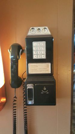 Wall Pay Phone for Sale in Eighty Four,  PA
