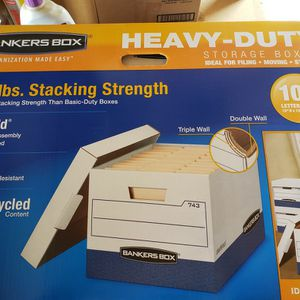 Heavy Duty Storage Boxes for Sale in Hanford, CA