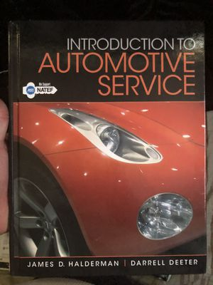 Introduction to Automotive Service for Sale in Torrance, CA