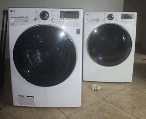 Washer and dryer LG for Sale in Phoenix, AZ